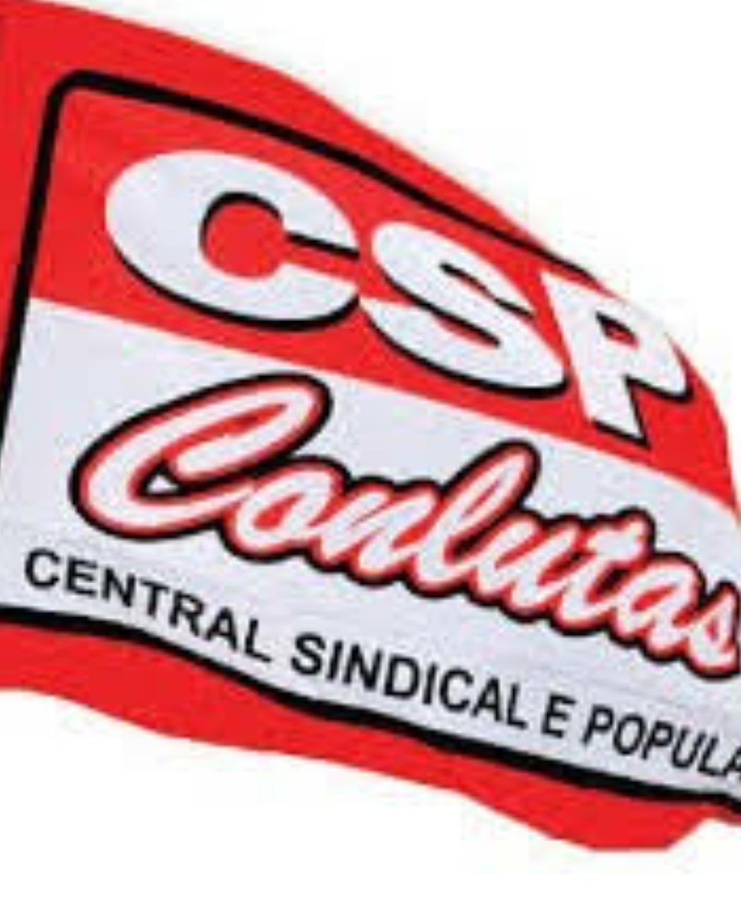 Servidores SBC lançam jornal do núcleo CSP-Conlutas.